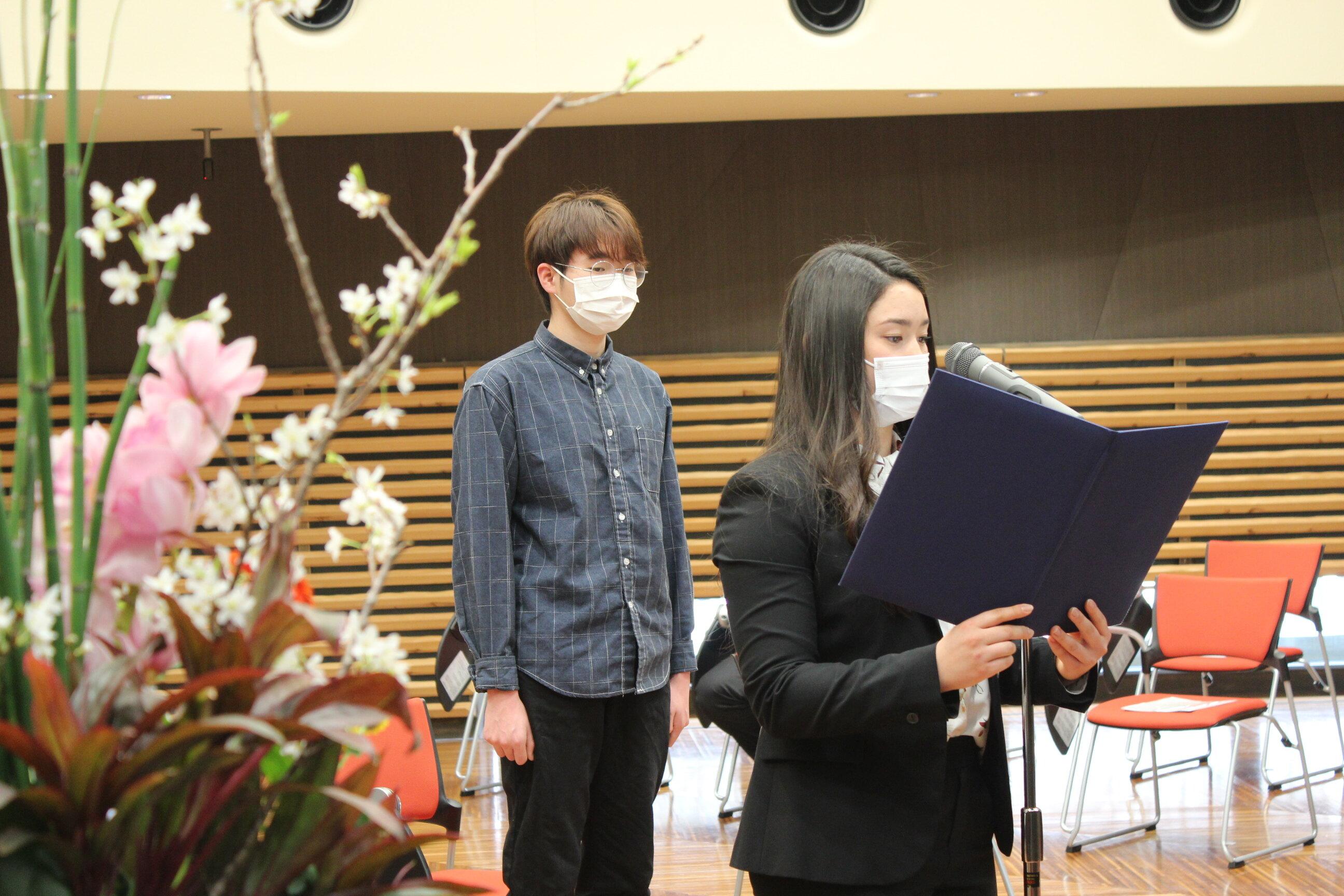 Tổ chức lễ nhập học khóa học đặc biệt dành cho du học sinh Đại học Kansai kì mùa Xuân năm 2021