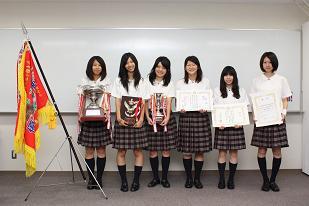 関西大学第一高等学校拳法部