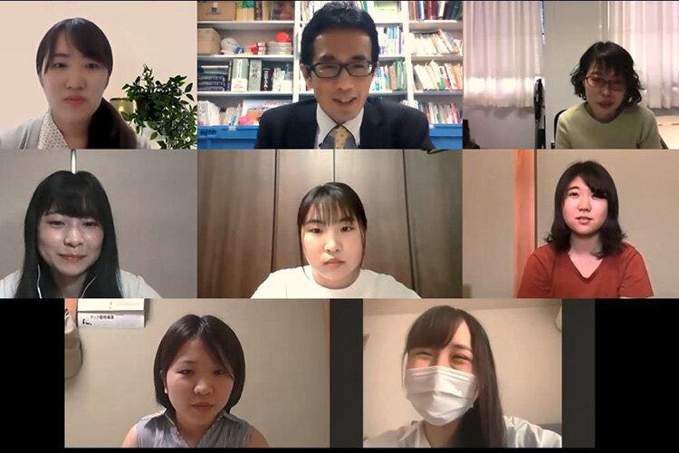 間健康学部創設10周年記念事業「ホームカミングデー」