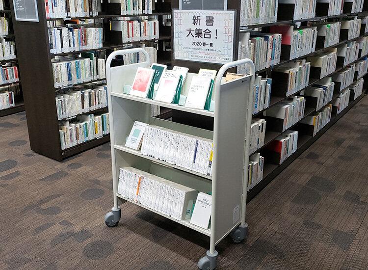 ミューズ大学図書館ミニ展示