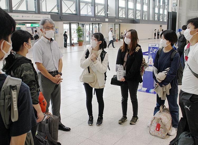 関西大学外国語学部